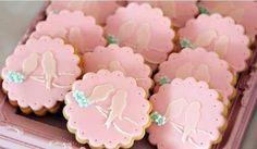 Cookies de Casamento
