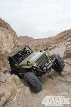 Willy's Jeep.