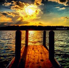 Apple Valley Lake Dock #AppleValleyLake