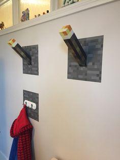 Minecraft Bedroom – Domonic Mahoney