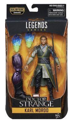 Marvel Legends: Doctor Strange - Karlo Mordo  Hasbro  Marvel Legends 6-inch, Marvel, Marvel Legends 6-inch www.detoyboys.nl
