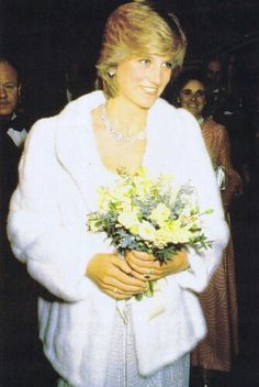 Princess Diana in 1982