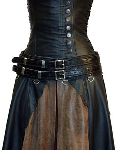 I really should make a belt like this.