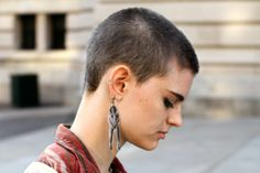 Humans of New York Captures Punk's Enduring Influence - Vogue Daily #streetstyle #newyork