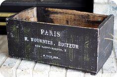 Paris crate