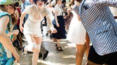 Jazz Age Lawn Party on Governors Island - August 18th