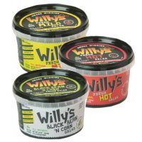 Willy's Salsas