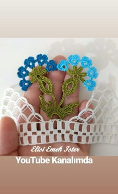Nusret Hotels – Just another WordPress site Crochet Borders, Crochet Stitches, Crochet Patterns, Crochet Towel, Crochet Lace, Hand Embroidery Videos, Embroidery Stitches, Decorative Hand Towels, Crochet Home Decor
