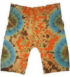 Fisherman Pants in Tie Dye from Mygo Hawaii