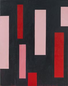 "Thornton Willis: impingement, 2015 oil on canvas 77 x 61"""