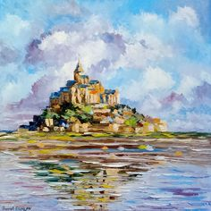 Pascal Furlan, contemporary artist, presents his paintings of landscapes and seascapes. These are contemporary and modern art, both unique and quality.  Each work has a value which is referenced in the quotation Guid'Art dictionary.