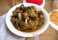 Kata Mashlay Mangsho/Whole Masala Meat | Bangla, Bangladeshi & Bengali Food Recipes
