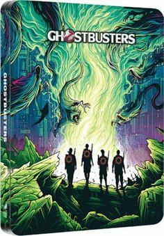 Movie Steelbooks - Ghostbusters [2016] Steelbook