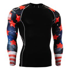 113f7687b red star 3d boxing jerseys bandana shirt for fighting gamen men's clothing  for competition match Mma