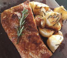 Perfect Crackling Pork Belly