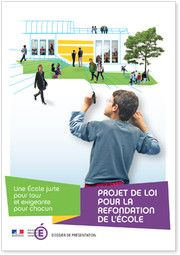 French Govt. education site