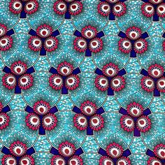 d5759cda4 African Print Fabric (90157-1) 100% Cotton 44