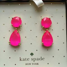 KATE SPADE BOXDE BOXED PINK [KS252] - $49.00 - lucky brand , j.crew , lia sophia jewelry on sale !