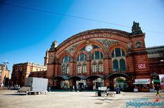 Hauptbahnhof Bremen - die Fassade haben wir gerne gemacht!