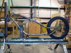 techTips | building your custom motorcycle frame: part 1
