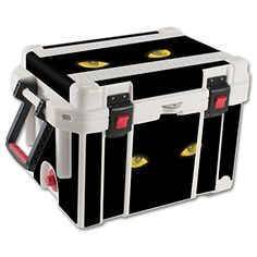 MightySkins Protective Vinyl Skin Decal for Pelican 45 qt Cooler wrap cover sticker skins Cat Eyes >>> Find out more about the great product at the image link.(This is an Amazon affiliate link and I receive a commission for the sales)