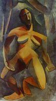 Pablo Picasso. Dryad. 1908