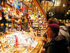 Teach Through Educational Travel: Vienna Christmas Market