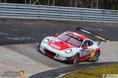 Test- & Einstellfahrten 2016, Nürburgring (Foto: Manuel Klinkhammer)