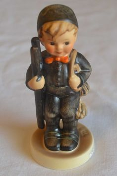"Too Cute! Hummel, Goebel ""Chimney Sweep"" Figurine! $65"