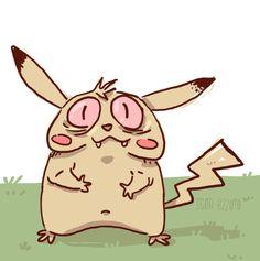 #pokemon #pikachu #monster #ugly