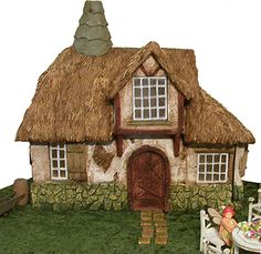 The Mustardseed Fairy Cottage