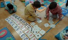 Recopilación de material ABN para INFANTIL: juegos, fichas descargables y dinámicas Toddler Learning, Preschool Activities, Folder Games, Math For Kids, Spanish Lessons, Math Games, In Kindergarten, Childhood, Deco