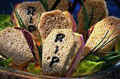 Coffin Sandwiches