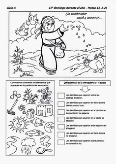 Kids Sunday School Lessons, Sunday School Projects, Sunday School Activities, Bible Activities For Kids, Bible Crafts For Kids, Bible Lessons For Kids, School Coloring Pages, Bible Coloring Pages, Catholic Kids