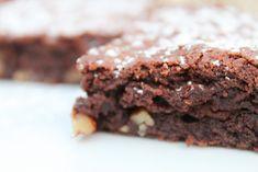 A Bountiful Kitchen: Chocolate Walnut Brownies