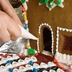 Construire une maison en pain d'épice @ allrecipes.fr