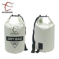 Waterproof Dry Bag 15L 25L for Camping Boating Kayaking Rafting Canoeing Swimming SUP