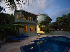 Exceptional Home for sale, perfect for a B or your own private hideaway.  Set in the Sian Ka'an Reserve, a UNESCO site, minutes from yoga mecca Tulum.