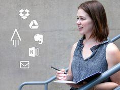 手書きをすばやくデジタル化!くり返し使えるクラウド連携スマートノートがとにかく簡単便利