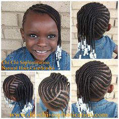 Awe Inspiring 1000 Images About Children Hair Styles By Chi Chi Sophistication Short Hairstyles For Black Women Fulllsitofus