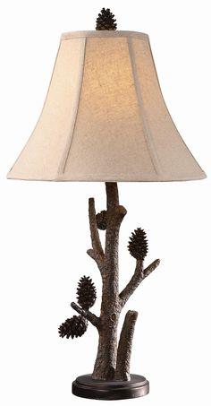 Crestview Pioneer Table Lamp CVAQP966