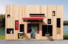 Pavillons | Stauraum | Walden | Moormann | Nils Holger Moormann. Check it out on Architonic