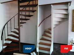 Open Trap, Loft Stairs, Spiral Staircase, Childproofing, House Extensions, Home Hacks, Stairways, Living Room Designs, Palette