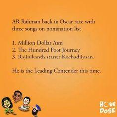 #ARRahman #AllTheBest