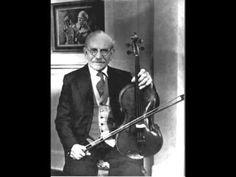 Lionel Tertis plays the 1st Movement of Brahms' F minor Sonata