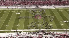 …and this dancing alien: | This Is Why Ohio State University's Marching Band Is Actually The Best Damn Band In The Land