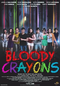 Watch Bloody Crayons (2017) Full Movie hd free download
