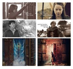 """""""Narnia"""" by heartandsoul ❤ liked on Polyvore featuring art"""