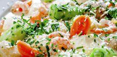 Fiskeboller i hvit saus lowres Potato Salad, Food Porn, Potatoes, Dinner, Ethnic Recipes, Sea, Potato, Suppers, Ocean