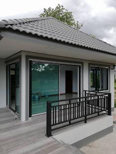 New house design plans 4 bedroom 62 Ideas House Outside Design, Small House Design, Modern House Design, Porch Railing Designs, Balcony Railing Design, Mountain House Decor, Balcony Grill Design, Classic House Exterior, Casa Loft